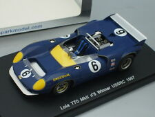1/43 Spark Lola T70 Mkii #6 Winner Ussrc 1967 M.Donohue