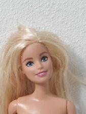 Nude Barbie Doll Blonde for OOAK (510)