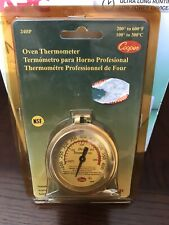 New listing Cooper Oven Thermometer 200 To 600 F / 100 To 300 C