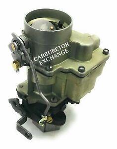 Chevy & GMC Carter YF 1 Barrel Carburetor 235 Engine