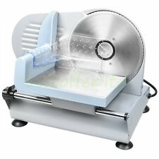 Electric Meat Slicer Deli Commercial Food Industrial Restaurant Cutter Blade180W