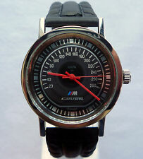 BMW M Power Classic Car Coupe Motorsport Racing Sport Accessory Design Watch