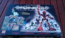 LEGO bionicles Board Game-RICERCA DI LAVORA