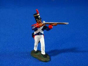 LM-5103 - Mexican Soldier Advancing Shooting - Alamo - LeMans