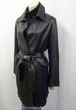 Damenjacken & -mäntel aus Leder mit klassischem Ausschnitt für Business-Anlässe