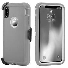 iPhone Xs Max iPhone Xs iPhone XR iPhone X Case Belt Clip Fits Otterbox Defender