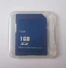 1GB SD Memory Card Standard Secure Digital OEM New W/Case Wholesale f.camera GPS