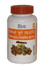 Triphala Powder Triphala 8X 100g Patanjali Divya Amla Haritaki Bhibhitaki Churna