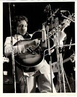 "Bob Dylan Photo Daily Mirror B/W  Matt 10""x8"" Circa 1965"