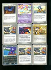29 Pokemon World Championships 2010 cards 11 trainer 2 stadium 8 supporter