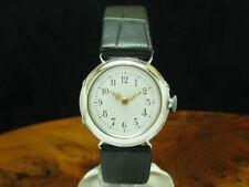 Revue-Thommen 800 Silver Hand Wound Women's Watch/Umgebaute Pocket Watch