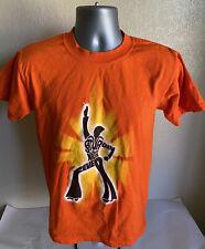 Vintage 90's Saturday Night Fever Men's Small T-Shirt John Travolta Movie Dance