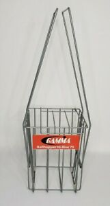 Gamma Ballhopper Hi-rise 75 tennis ball holder w/ 75 ball cap. training
