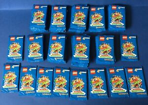 100 Packs Sainsbury's Lego Incredible Inventions Cards- 2018, 400 Cards,sealed