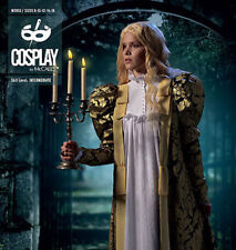 """McCalls Sewing Pattern 2053 COSPLAY """"SPECTRAL"""" HISTORICAL Robe & Nightgown NEW"""