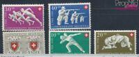 Schweiz 545-549 postfrisch 1950 Pro Patria (7387816
