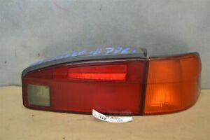 1992-1995 Toyota Paseo Right Pass Genuine OEM tail light 105 2I8