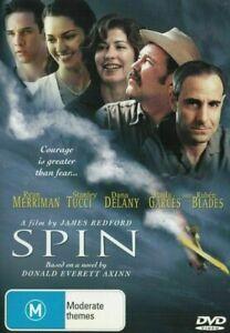 Spin DVD - Based on Novel by Donald Everett Axinn