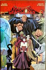 Alan Moore's League of Extraordinary Gentlemen- Vol 2, HC, Graphic Novel 1st Ed.
