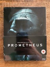 Prometheus - 3D Blu-Ray Steelbook - Play.com - Mint / Sealed - Rare & OOP