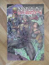 DEATHBLOW #11 VERY FINE  (W13)