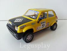Slot SCX Scalextric Altaya Renault R5 Copa N# 22