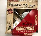 King Cobra P63 Fighter-Bomber toy model airplane WEN MAC