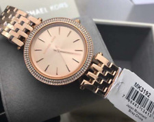 Michael Kors Darci Rosegold Midsized Ladies watch MK3192 39mm