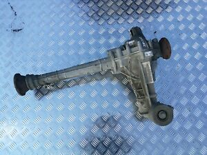 Porsche Cayenne Front 92a Diff Axle Differential Complete Assembly 0BM409506F