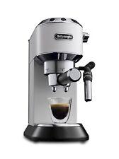 De'Longhi Dedica EC685.W Coffee Maker Of Pump Stainless Steel Ground