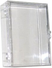 (10 Box Lot) Ultra Pro 35-Card Hinged Plastic Boxes Holders For Trading Cards