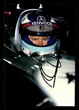 Mika Häkkinen Foto Original Signiert Formel 1 Weltmeister +G 18451