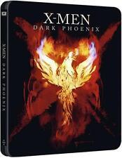 Steelbook X-Men: Fénix Oscura -  Ultra HD Blu-ray + Blu-ray. A estrenar!!!