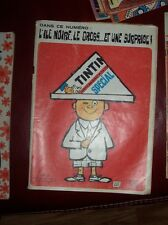 "JOURNAL TINTIN  SPECIAL 1965 No863.L""ILE NOIRE LE CROSS ET SURPRISE"