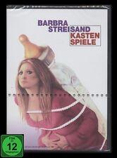 DVD SANDKASTENSPIELE - BARBARA STREISAND - DEUTSCHE FASSUNG kein Import * NEU *