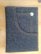 Blue Denim Jeans Wallet Purse ID Card Coin Notes Credit Cards BUY 2 GET 1 FREE