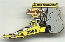 Hard Rock Cafe LAS VEGAS 2004 Drag Racing Top Fueler CAR PIN HRC Catalog #21426