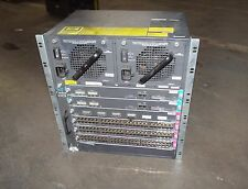 Cisco Systems Wsc-4507R V06 Catalyst 7 Slot Switch Chassis