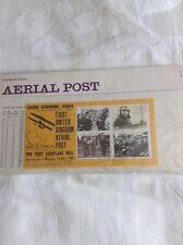 GB 2011 Aerial Post  Royal  Mail Presentation Pack 460