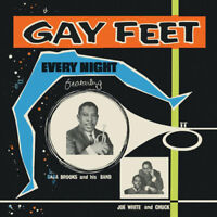 Various Artists : Gay Feet Every Night CD Expanded  Album (2017) ***NEW***