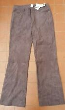 TARGET Womens Pants Faux Suede Size 10 RRP