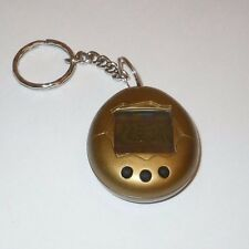 Tamagotchi Gold Virtual Pet 1997 Bandai Original Electronic Keychain V1 WORKS