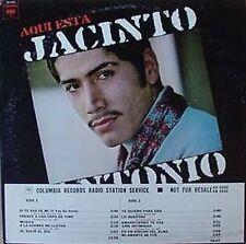 JACINTO ANTONIO - AQUI ESTA - COLUMBIA LP + TIM. STRIP