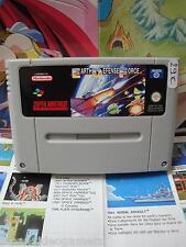 Super Nintendo SNES:Super Earth Defense Force [TOP & 1ERE EDITION] SEUL - Fr
