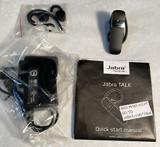 Jabra Talk Bluetooth Headset Black/ Silver Model Ote4