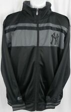 New York Yankees MLB Licensed Embroidered Tricot Track Jacket Size XLT