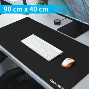 90x40cm Extra Large XL Gaming Mouse Pad Extended Desk Mat for Keyboard Laptop PC