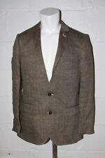 EUC J Crew Ludlow Jacket Tan Brown Tweed Sports Coat Blazer Sz 40 R
