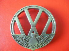 VW BEETLE OR BUS BADGE - GERMAN EAGLE - CAST IN FINE PEWTER