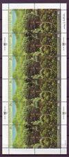 Gestempelte Briefmarken der Vereinten Nationen mit Natur-Motiv